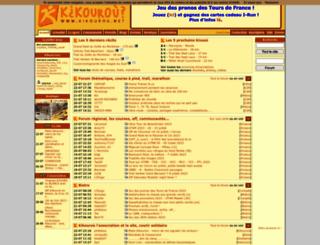 kikourou.net screenshot
