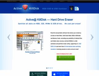 killdisk.com screenshot
