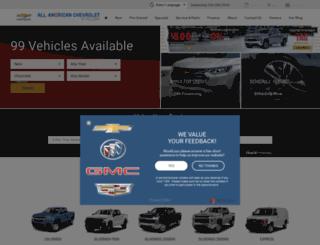 killeenchevrolet.com screenshot