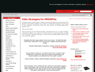 killerguides.com screenshot