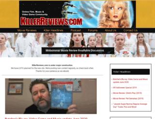 killerreviews.com screenshot