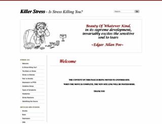 killerstress.com screenshot