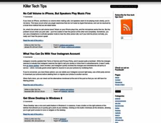 killertechtips.com screenshot