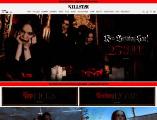 killstar.com screenshot