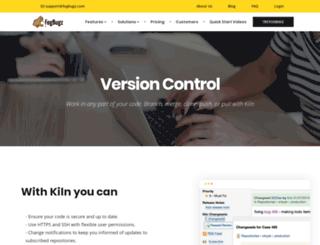 kilnhg.com screenshot