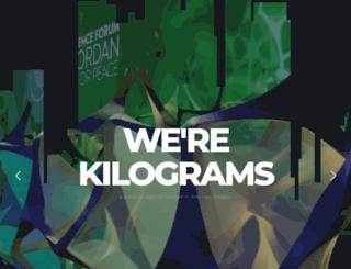 kilogra.ms screenshot