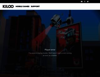 kiloo.com screenshot