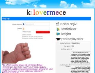 kilovermece.com screenshot