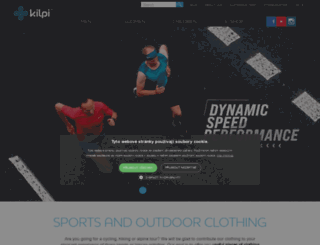 kilpisport.com screenshot