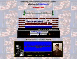 kilroywashere.org screenshot