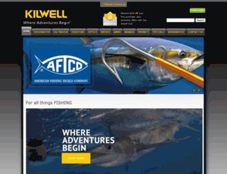 kilwell.co.nz screenshot