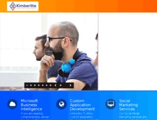 kimberliteit.com screenshot