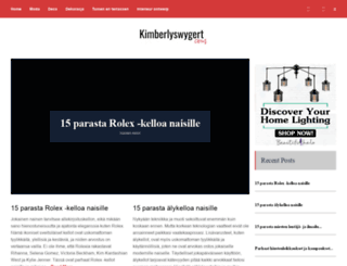 kimberlyswygert.com screenshot