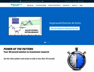 kimblechartingsolutions.com screenshot