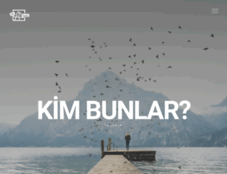 kimbunlar.com.tr screenshot