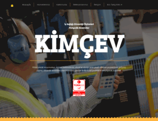 kimcev.com screenshot