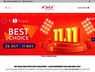 kime.com.my screenshot