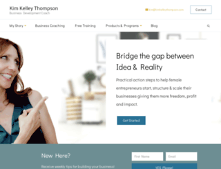 kimkelleythompson.com screenshot