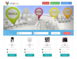 kimlegit.com screenshot