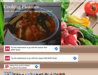 kimmy-cookingpleasure.blogspot.com screenshot