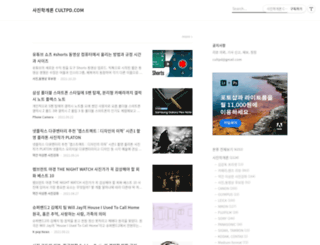 kimpd.com screenshot