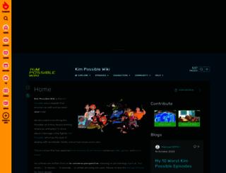 kimpossible.wikia.com screenshot