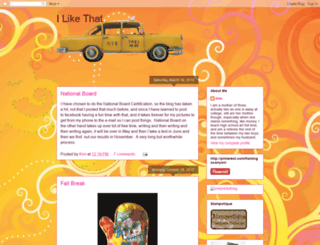kimschuster.blogspot.co.uk screenshot