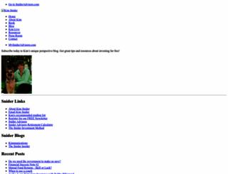 kimsnider.blogs.com screenshot