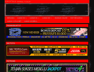 kimurtala.net screenshot