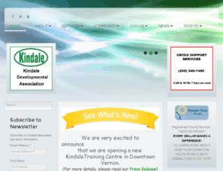 kindaleauction.net screenshot