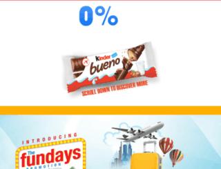 kinderbueno-me.com screenshot