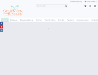 kinderdinge.de screenshot