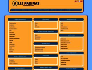 kinderfilms.allepaginas.nl screenshot