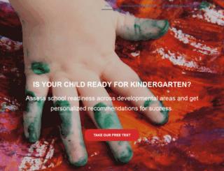 kinderiq.com screenshot