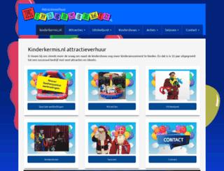 kinderkermis.nl screenshot