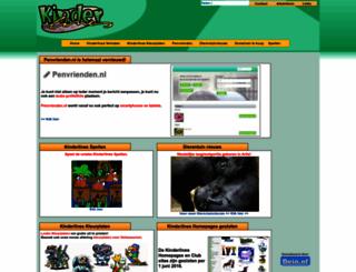 kinderlines.nl screenshot