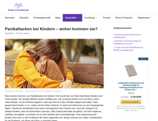 kindervermisst.de screenshot