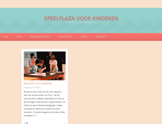 kindervisie.nl screenshot