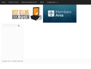 kindlecrushing.com screenshot