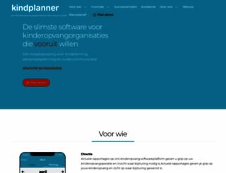 kindplanner.nl screenshot