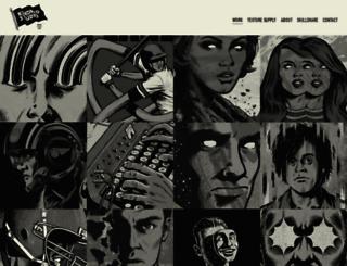 kindredstudio.net screenshot