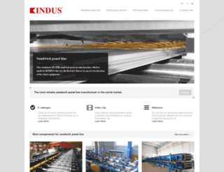 kindus.com screenshot