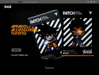 kineda.com screenshot
