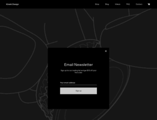 kinektdesign.com screenshot