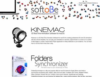 kinemac.com screenshot