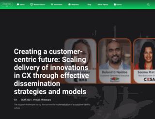 kineticevents.net screenshot