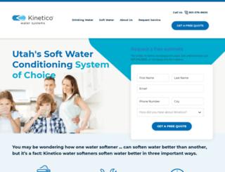 kineticout.com screenshot
