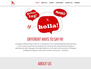 kineto.biz screenshot