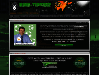 king-tips1x2.com screenshot
