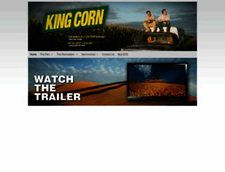 kingcorn.net screenshot